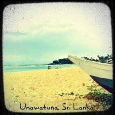 Unawatuna Beach, Galle